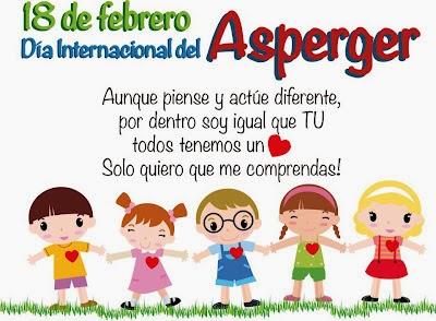 Dia mundial Sindrome Asperger