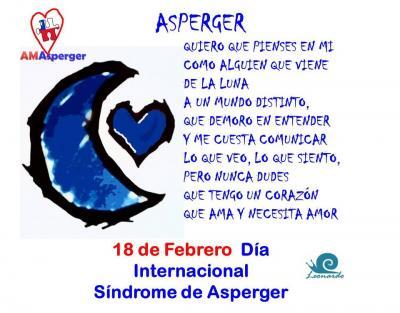 Mensaje Sindrome Asperger