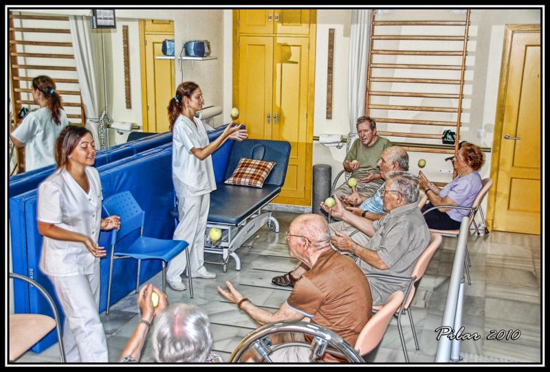 Ejercicios Fisio Parkinson
